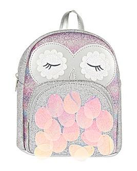 Monsoon Disco Owl Backpack