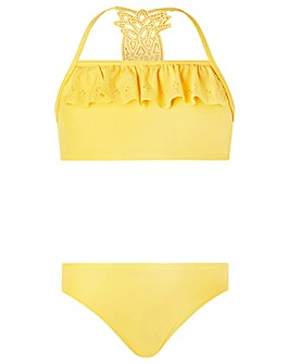 Monsoon S.E.W Pia Pineapple Bikini