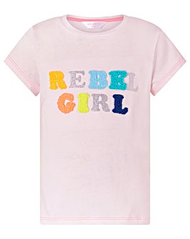 Accessorize Rebel Girl T Shirt