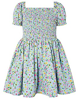Monsoon Hester Ditsy Dress