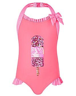 Monsoon Fabianna Sequin Lolly Swimsuit