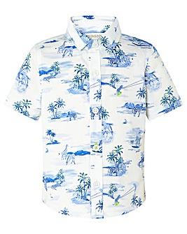 Monsoon S.E.W. Alika Animal Shirt