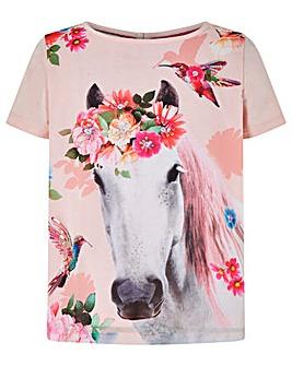 Monsoon Sienna Horse Top