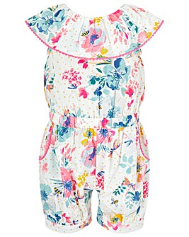 Monsoon S.E.W. Baby Clarissa Playsuit