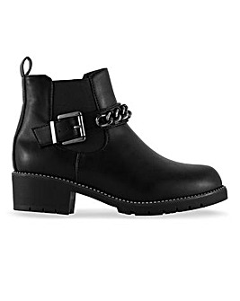 Willow Ankle Boots Extra Wide Fit