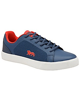 Lonsdale Redwood Mesh lace up trainers
