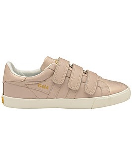 Gola Orchid Shimmer Velcro trainers