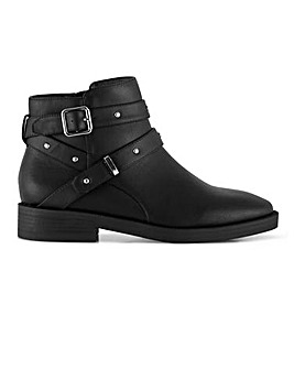 Ferny Ankle Boots Extra Wide Fit