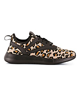 Kala Lace Up Trainers Wide Fit
