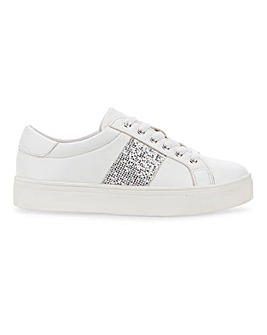 Tiana Gem Chunky Trainers Wide Fit