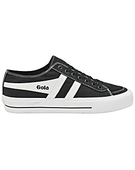 Gola Quota II standard fit plimsolls