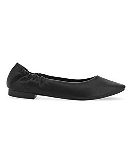 Ceto Square Toe Shoes Extra Wide Fit