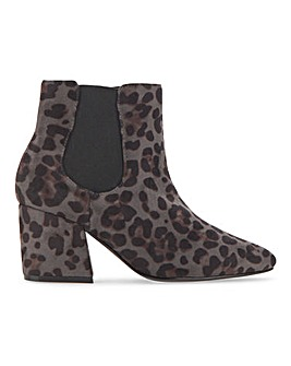 Ariella Ankle Boots Wide Fit