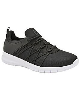 Lonsdale Epic ladies lace up trainers