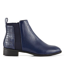 Imogen Chelsea Boot Wide Fit