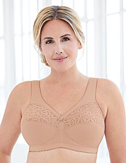 Glamorise 1001 MagicLift Cotton Support Bra