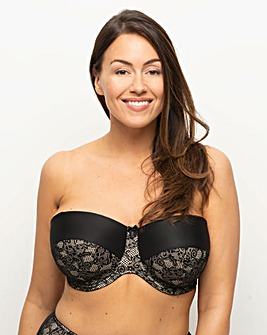 Charnos Superfit Lace Strapless Bra