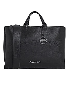 Calvin Klein Sided Large Day Tote Bag