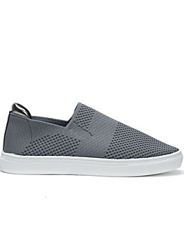 DF By Daniel Therman Slip On Trainers