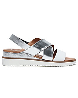DF By Daniel Lean Sling Back Sandals