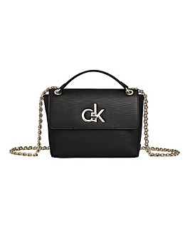 Calvin Klein Re-Lock Crossbody Medium