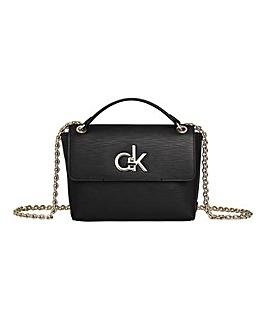 Calvin Klein CK Re-Lock Crossbody Bag