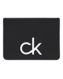 Calvin Klein CK Re-Lock Cardholder Black