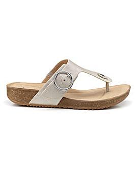 Hotter Resort Standard Fit Mule Sandal