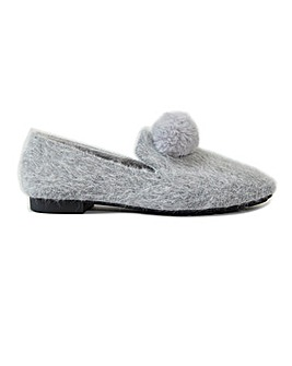 Pretty You London Blair Slippers for Women