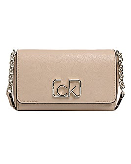 Calvin Klein CK Chain Crossbody Bag