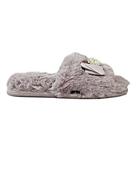 Pretty You London Anya Slider Slippers