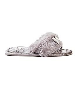 Pretty You London Amelie Slippers