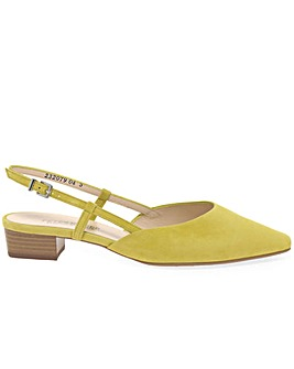 Peter Kaiser Claudia Slingback Shoes