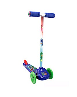 PJ MASKS Kid's Three Wheel Flex Scooter