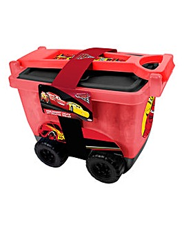 DISNEY Cars Creative Trolley Set