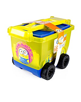 MINIONS Creative Trolley 30pcs Set
