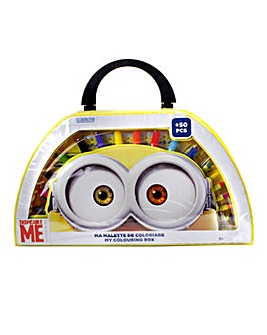 MINIONS My Colouring Box 50pcs Set