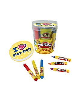 PLAY-DOH My First Colouring Kit