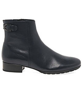 4f61663f74d36 Gabor Partner Extra Wide Fit Ankle Boots