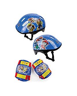 Paw Patrol Helmet Protection Set
