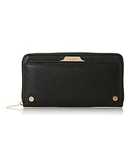 Dune Kartie Zip Around Removable Purse