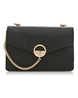 Dune Emmelia Black Crossbody Bag