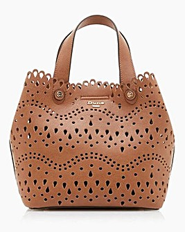 Dune Daser Medium Laser Cut Tote