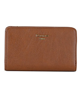 Dune Karlow zip compartment chunky purse