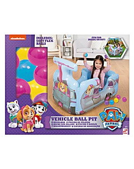 Paw Patrol Skye Vehicle Ball Pit