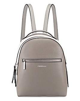 Fiorelli Anouk Backpack Grey Mix