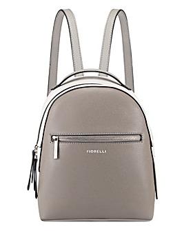 Fiorelli Anouk Backpack Grey Mix