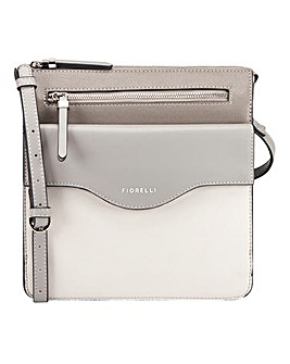 Fiorelli Blake Cross Body Grey Mix