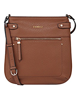 Fiorelli Anna Crossbody Tan Bag