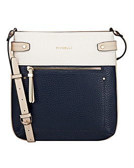 Fiorelli Anna Crossbody Navy Bag